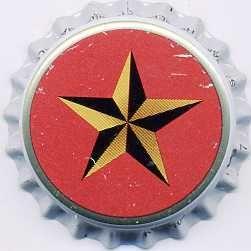 Dibujo Estrella Estrella Del Sur Un Circulo Dorado Cervezas Coleccion